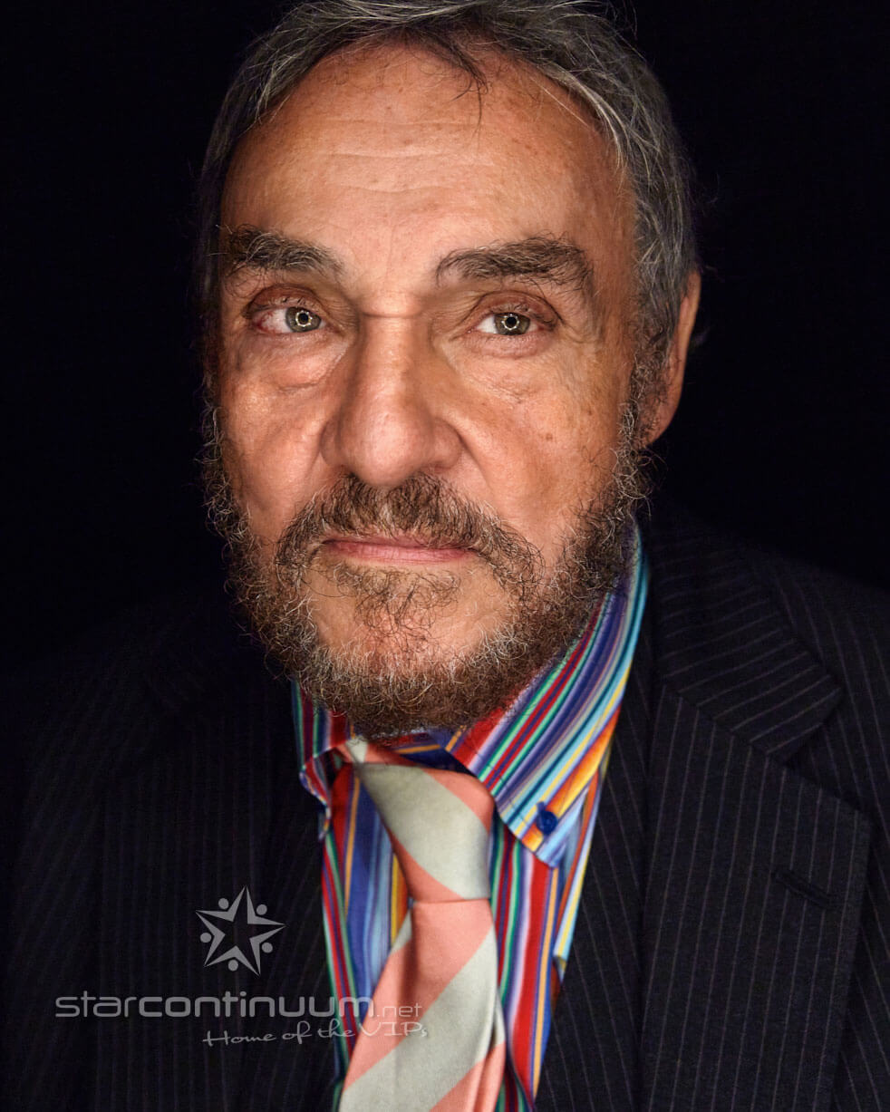 starcontinuum.net | Faces | John Rhys-Davies