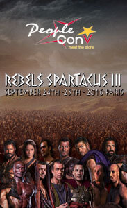 Rebels Spartacus III in Paris